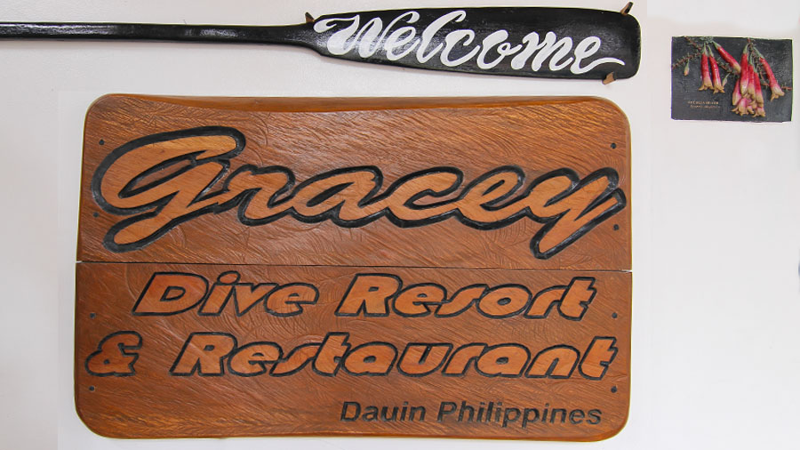 Gracey Dive Resort and Restaurant - Dauin - Philippines
