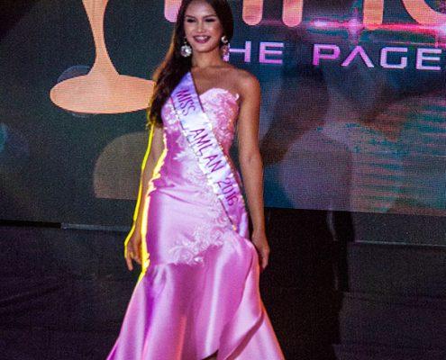Miss Amlan 2016