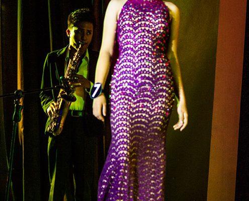Miss Amlan 2017 - Gown