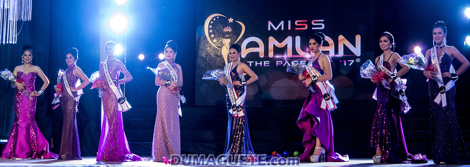 Miss Amlan 2017 Coronation Night - Gown