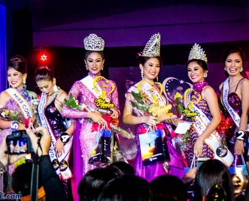 Miss Amlan 2017 - winners