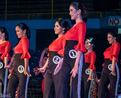 Production Number - Miss Dumaguete 2017