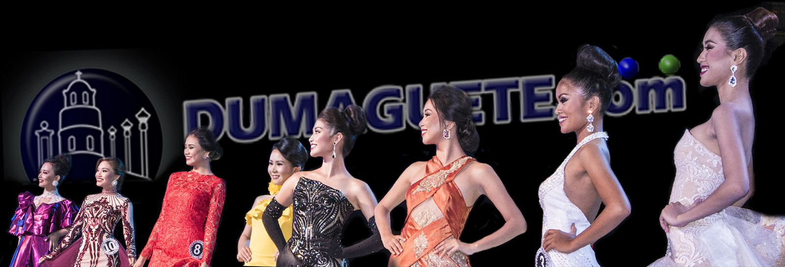 Miss Dumaguete 2017 Coronation Night