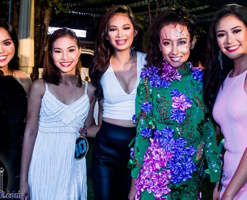 Miss Dumaguete 2017 - Talent Night