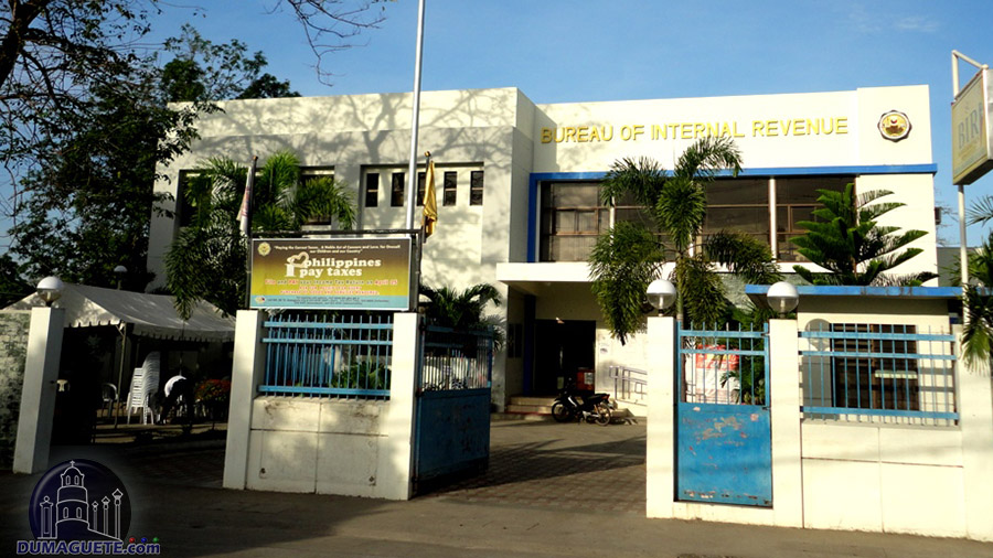 Dumaguete BIR - Bureau of Internal Revenue