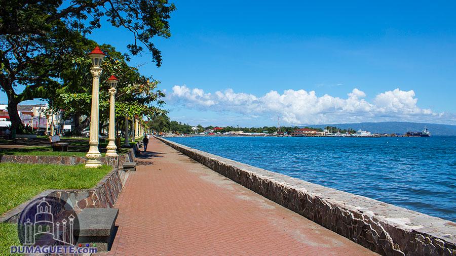 Dumaguete City - Rizal Boulevard