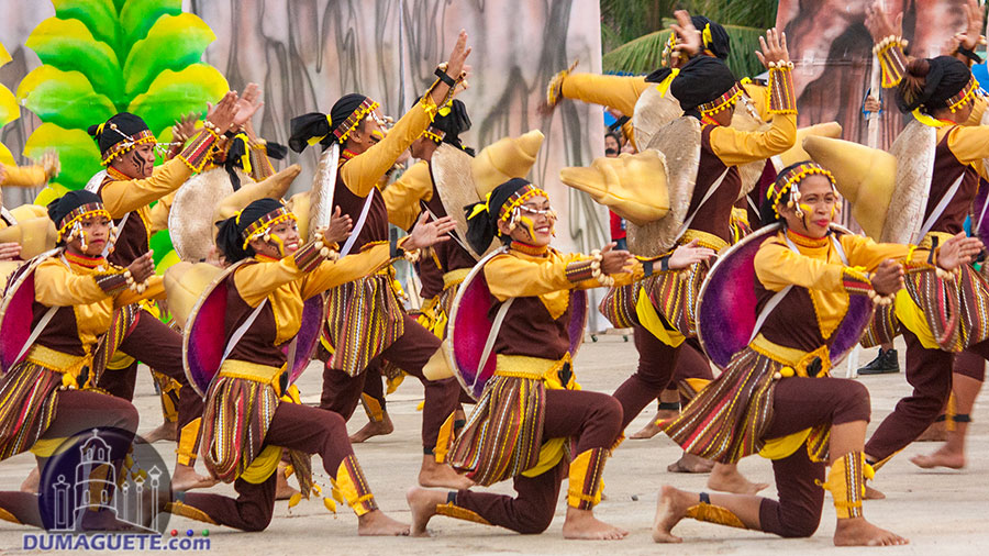 Langub Festival 2018 - Street Dancing Parade - Negros Oriental