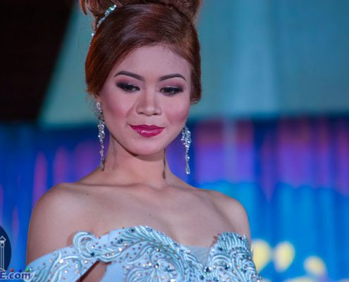 Miss Jimalalud 2018 Eveing Gown