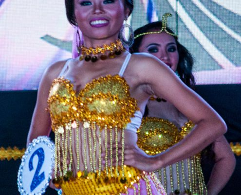 Miss Jimalalud 2018 Production Number