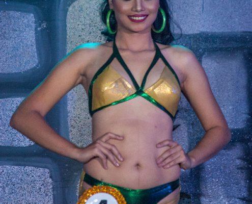 Miss Mabinay 2018 bikini