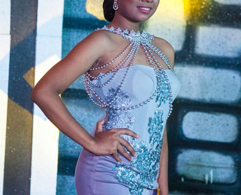 Miss Mabinay 2018-evening gown