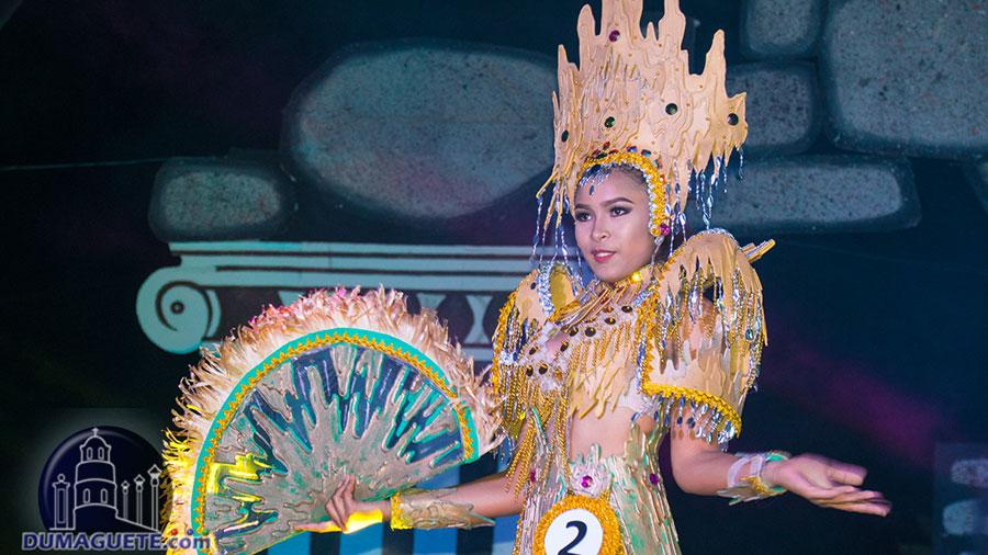 Miss Mabinay 2018 - Langub Festival Costume