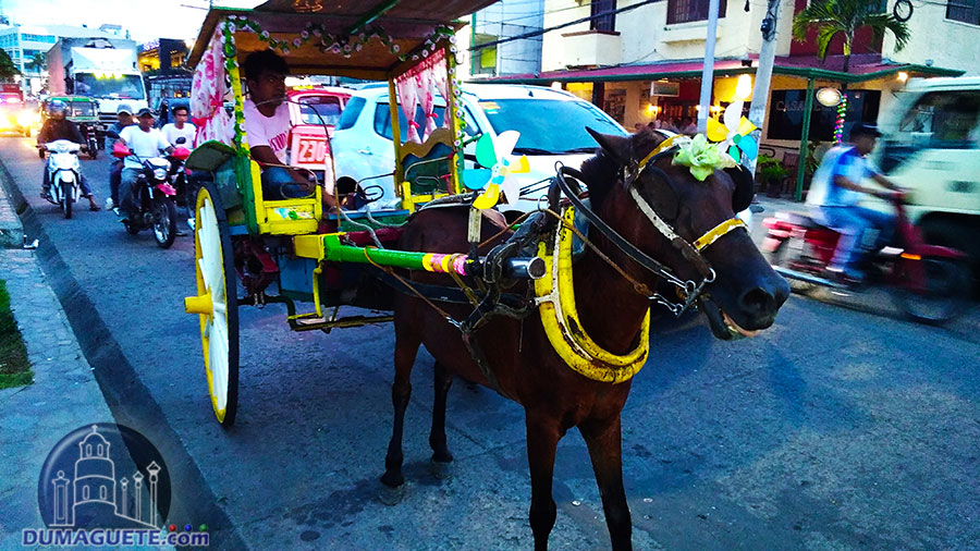 Rizal Boulevard - Kalesa Ride