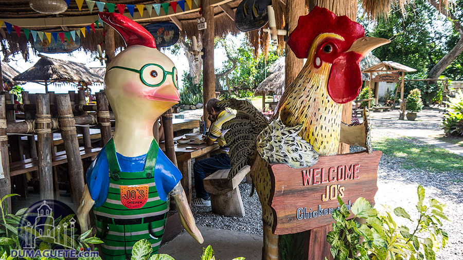 JO's By the Sea Chicken Inato - Sibulan