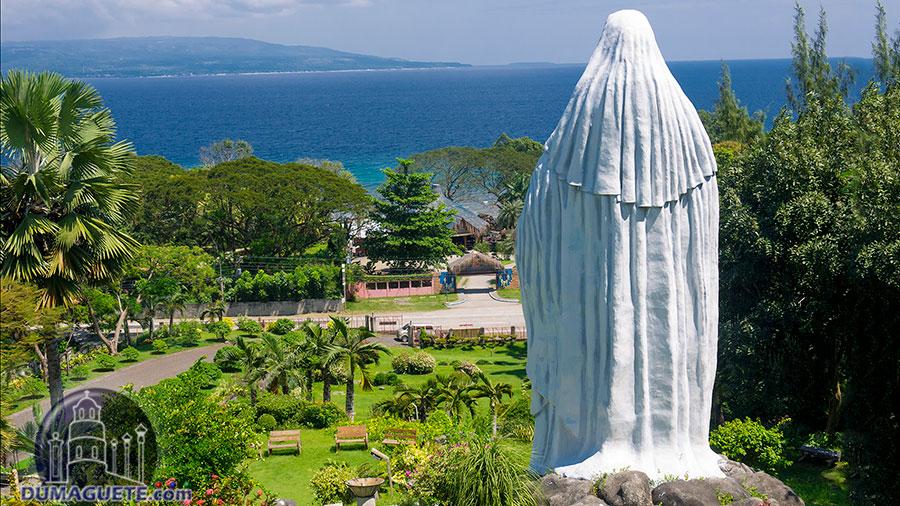 Mama Mary's Garden - Sibulan - Negros Oriental - Cebu View