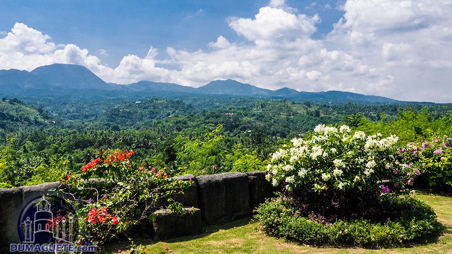 Mama Mary's Garden - Sibulan - Negros Oriental - Mountain View