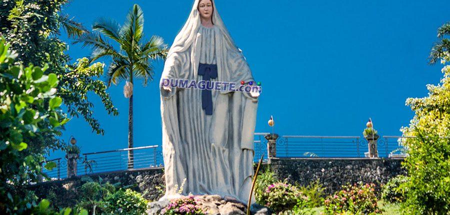 Mother Mary Our Lady's Garden - Sibulan - Negros Oriental