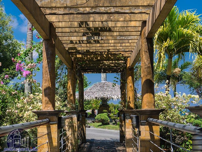 Bridge of Our Lady's Garden - Sibulan - Negros Oriental