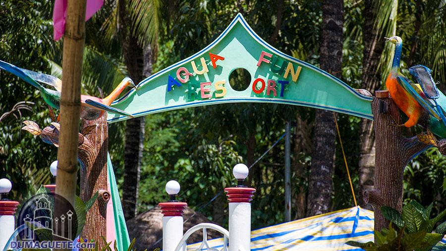 Bayawan City -Aqua Fun Resort