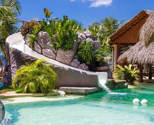 Camaya-an Paradise Beach Resort in Bayawan City - Pool View