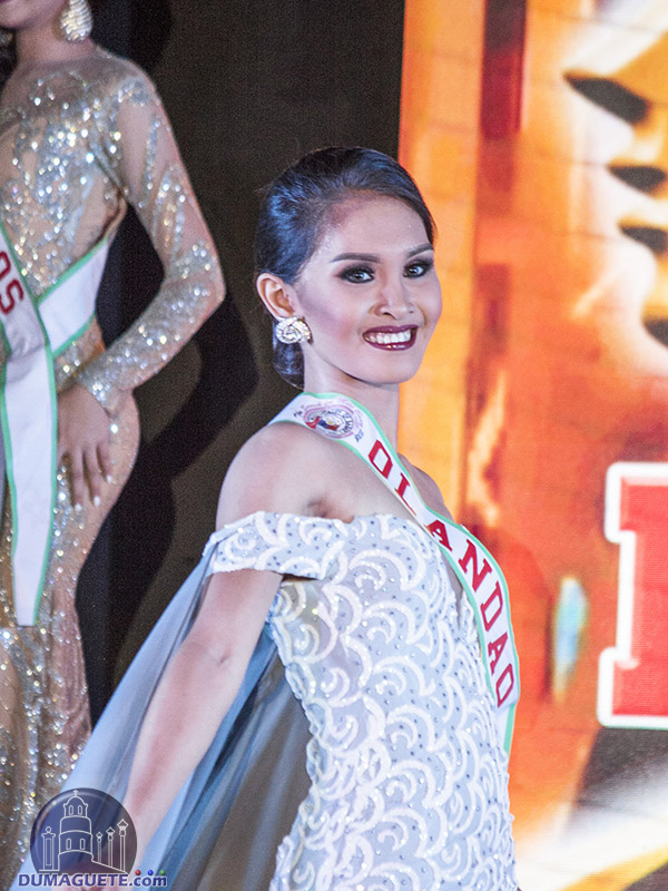 Miss Basay 2018 - Evening Gown