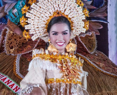 Miss BasaMiss Basay 2018 - Festival Costumey 2018 - Evening Gown