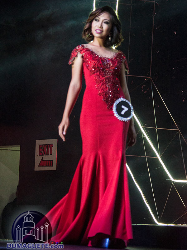 Miss Canlaon Pasayaw 2018 - Evening Gown