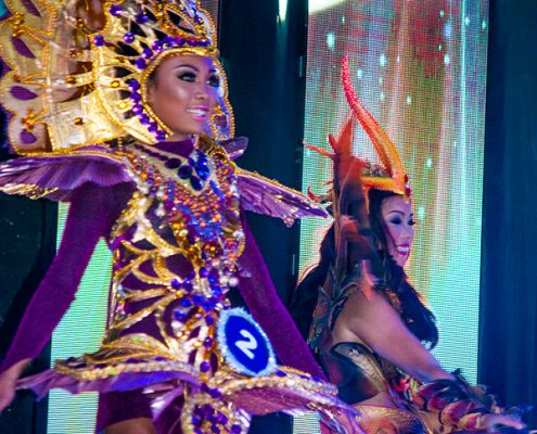 Miss Canlaon Pasayaw 2018 - Festival Attire
