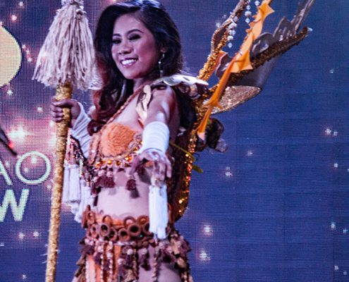 Miss Canlaon Pasayaw 2018 - Production Number
