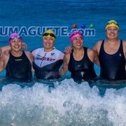 Ocean 6- Starts Swimming cebu to Negros Oriental