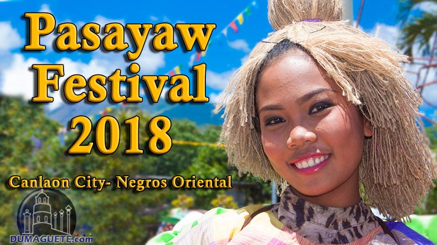 Pasayaw Festival 2018 - Canlaon City - Negros Oriental