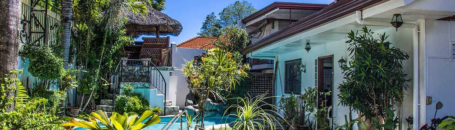 Ducky's Garden Guesthouse in Dumaguete City