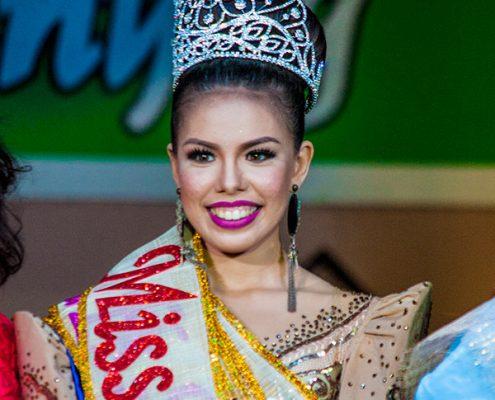 La Libertad - Miss Pandanyag Festival 2018 - winner