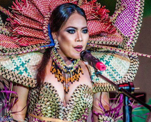 Miss Pandanyag Festival 2018- Festival Production Attire