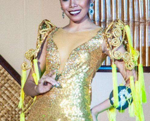 La Libertad - Miss Pandanyag Festival 2018