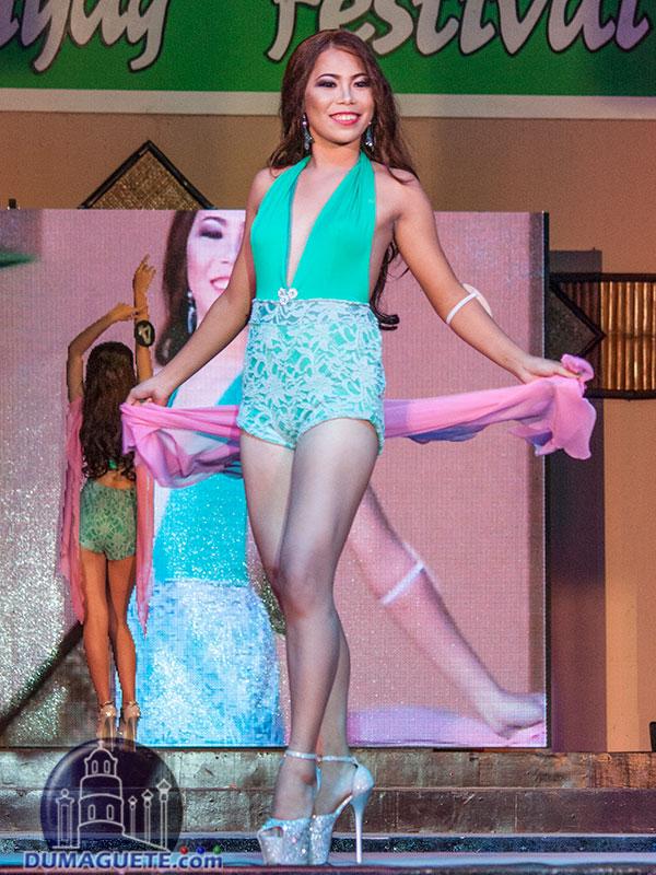 La Libertad - Miss Pandanyag Festival 2018 - swimwear