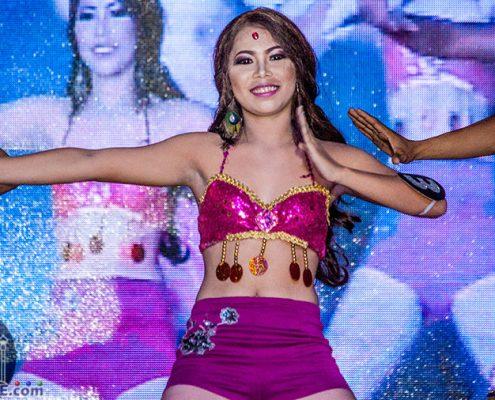 La Libertad - Miss Pandanyag Festival 2018 - Talent