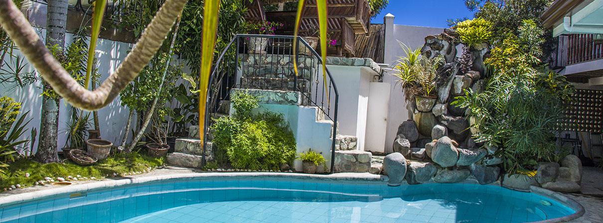 Layer Slider - Ducky's Garden Inn -Guesthouse in Dumaguete City