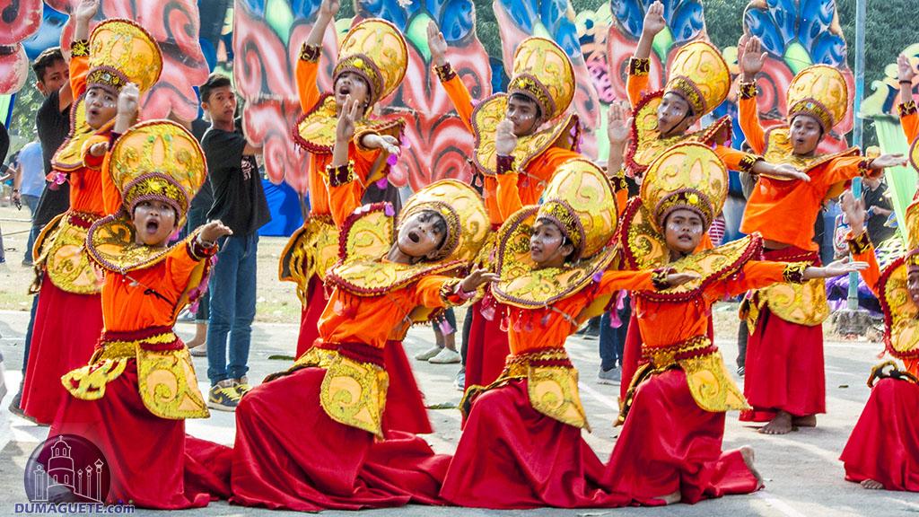 Libod Sayaw Festival 2018- Bindoy, Negros Oriental