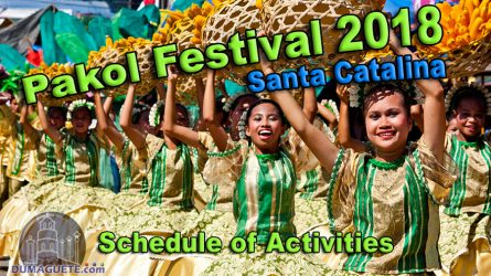 Pakol Festival 2018 – Schedule of Events