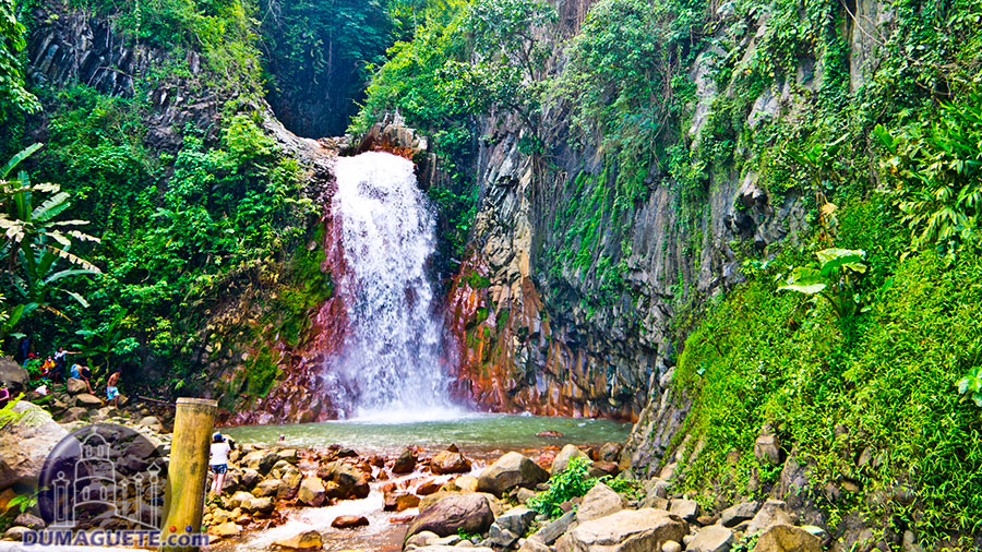 Pulang Bato Falls-Valencia-Negros Oriental