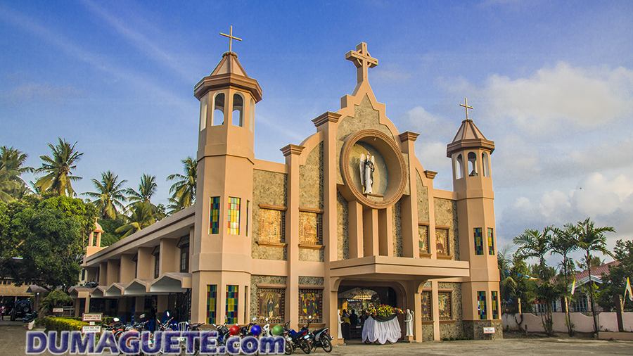 Saint Vincent Ferrer Parish Church - Bindoy, Negros Oriental