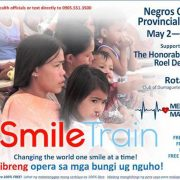 Smile Train - Medical Mission Matters - Free Cleft surgery in Dumaguete
