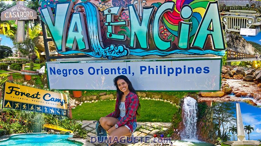 Tourist Spots in Valencia - Negros Oriental