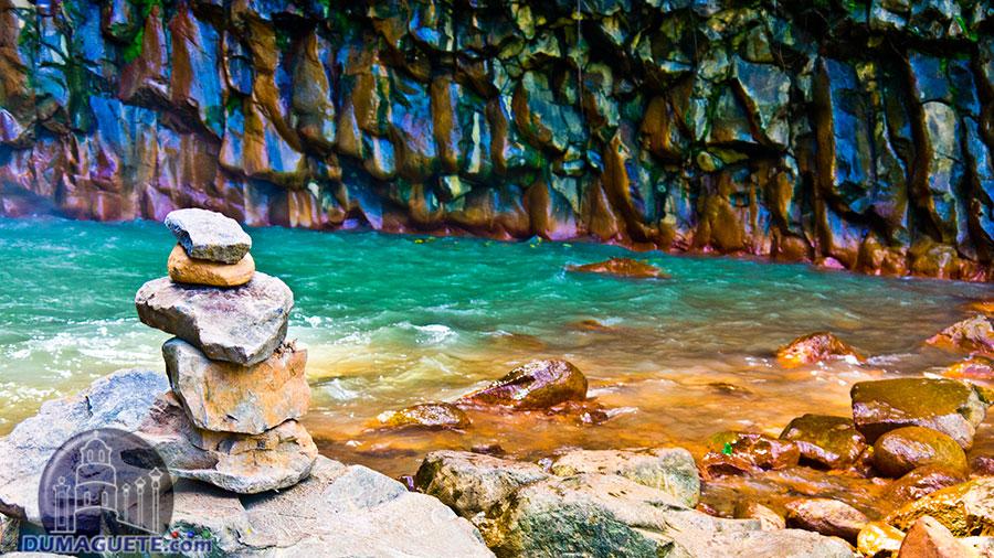 Valencia - Pulang Bato Falls