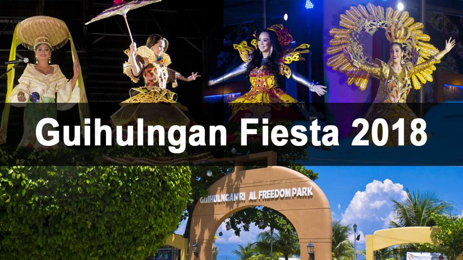 Guihulngan Fiesta 2018