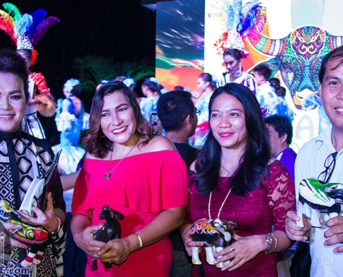Miss Carabao de Colores 2018 - Festival Queen - judges