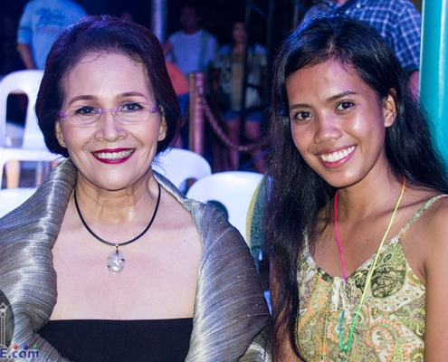 Miss Carabao de Colores 2018 - Mayor and Daisy Brust