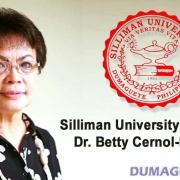 Dr Betty Cernol-McCann - Silliman University President