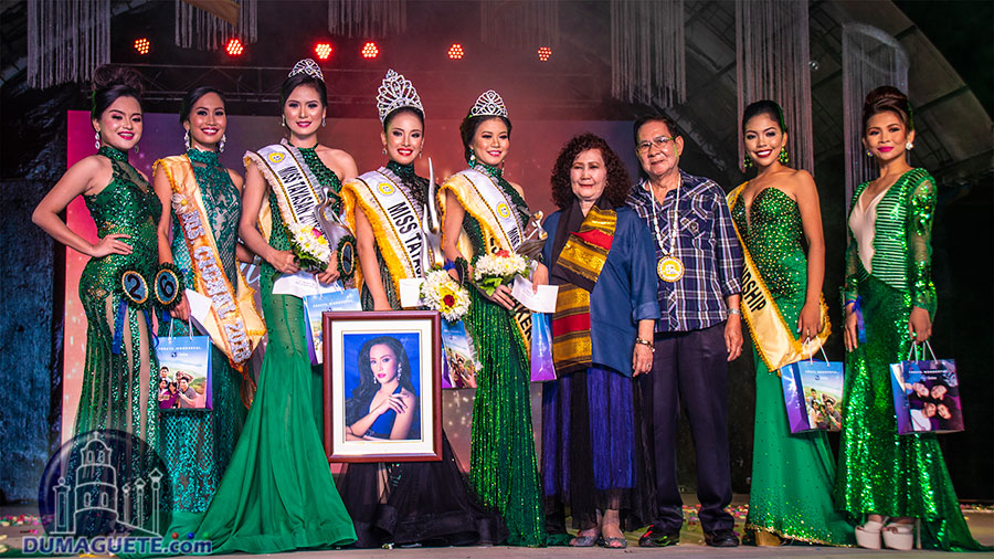 Miss Tayasan 2018 - Candidates